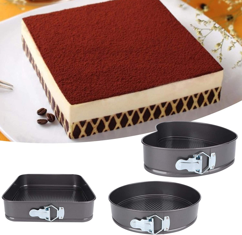 Stainless Steel Cake Durable Max 40% OFF Non€'Sti Environmentally ...