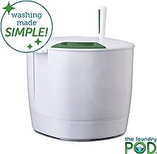The Laundry POD, White