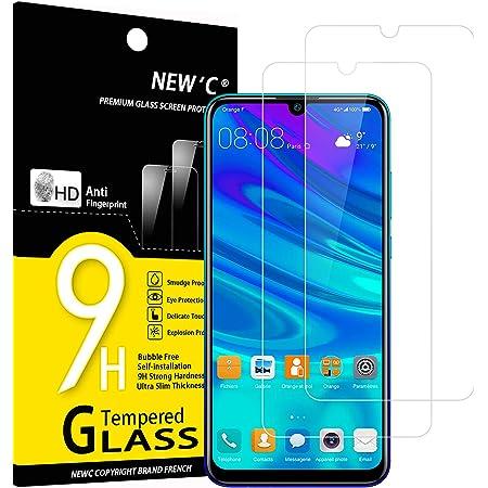 9H H/ärte Panzerglasfolie Displayschutz f/ür Huawei P Smart Plus 2018 Anti-/Öl Anti-Kratzen 2 St/ück Anti-Bl/äschen Conber Panzerglas Schutzfolie f/ür Huawei P Smart Plus 2018,