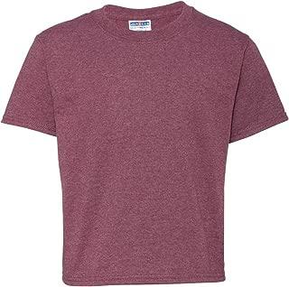 Big Boys Rib Collar Tear Away Label T-Shirt
