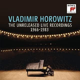 Vladimir Horowitz in Recital - The Complete Columbia and RCA Live Recordings 1965 - 1983