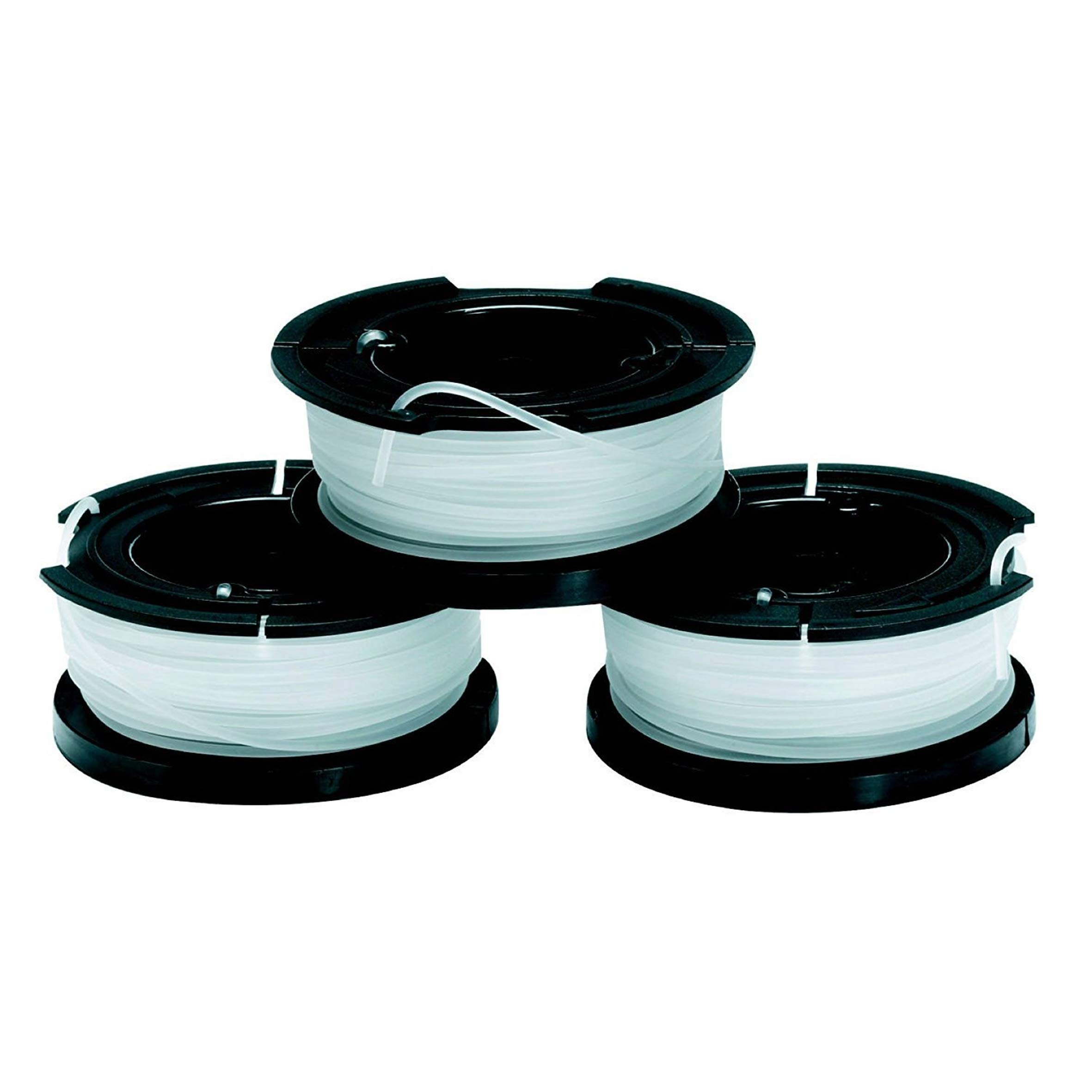 BLACK+DECKER A6485-XJ - Pack de 3 bobinas de hilo Reflex simple ...