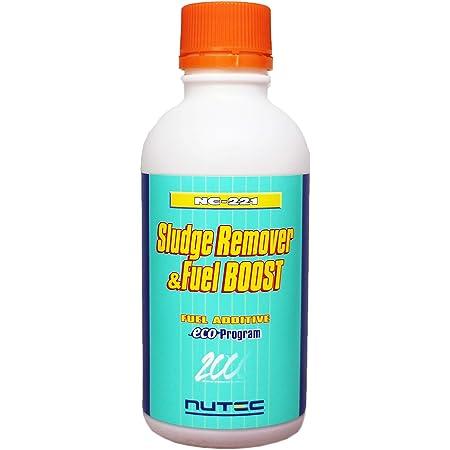 NUTEC(ニューテック) フューエルシステムクリーンナップ&パワーアップ添加剤 NC-221 Sludge Remover & Fuel BOOST 250ml 451519