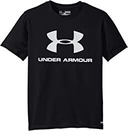 Under Armour Kids UA Big Logo Surf Shirt (Big Kids)
