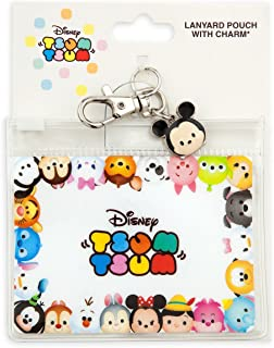 Disney Pin Accessory - Lanyard Pouch with Charm