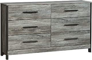 Signature Design by Ashley Cazenfeld dressers, Black/Gray