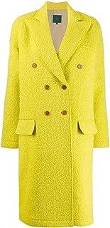 JEJIA Luxury Fashion Womens 2739J2C004V19083907 Yellow Coat | Fall Winter 19