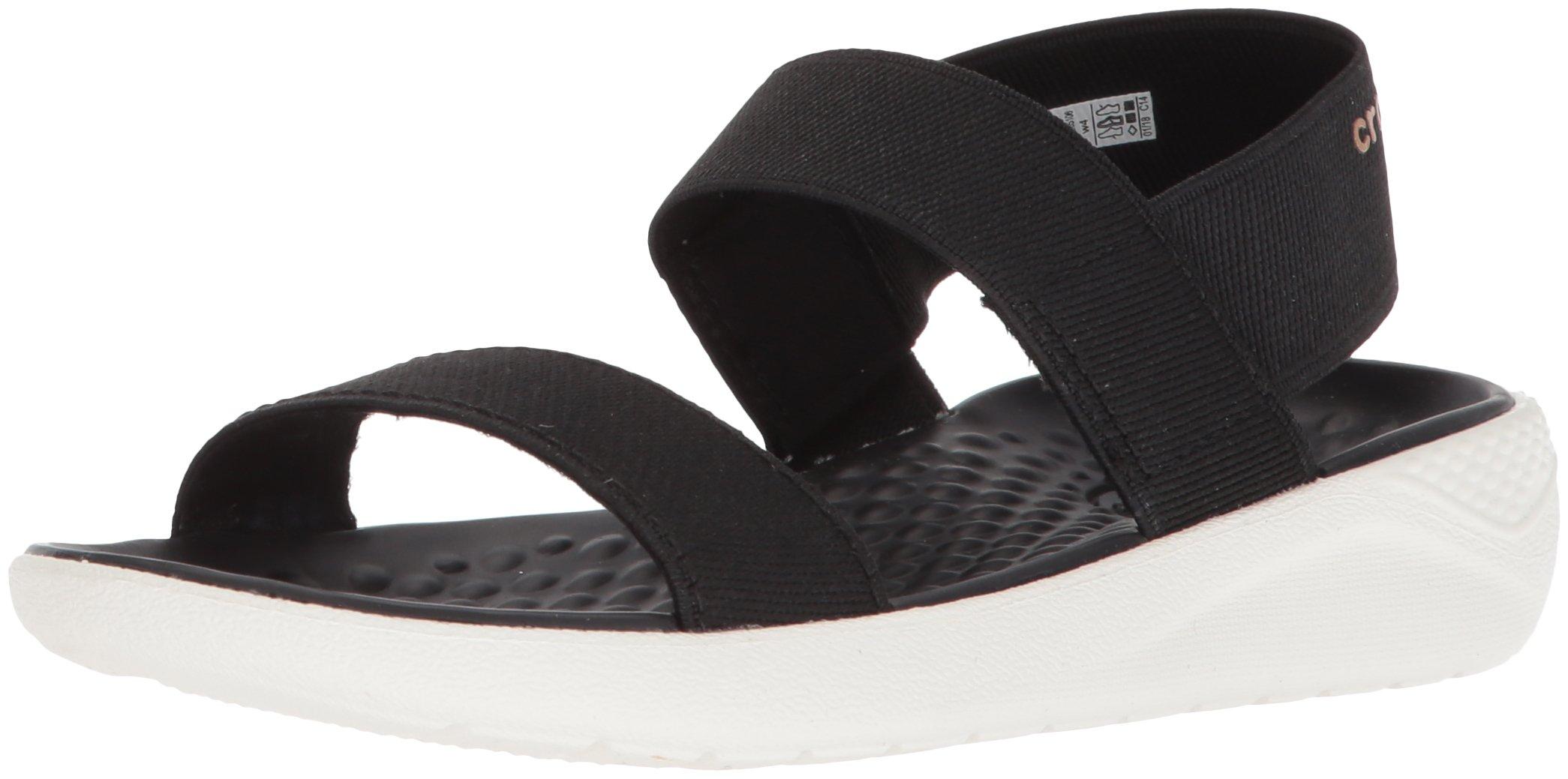 Crocs Womens LiteRide Sandal black