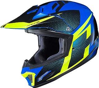 <h2>HJC CL-XY II Argos Jugend Motocross Helm Blau/Gelb Y/XL 55/56</h2>