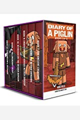 Diary of a Piglin Boxset: Books 7 to 12 (Dairy of a Piglin Story Collection Book 2) Kindle Edition