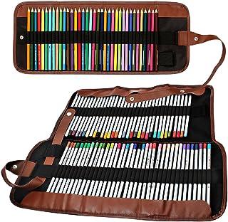 Senhai Lápices de Colores Organizador, 48 Ranura 72 Ranura
