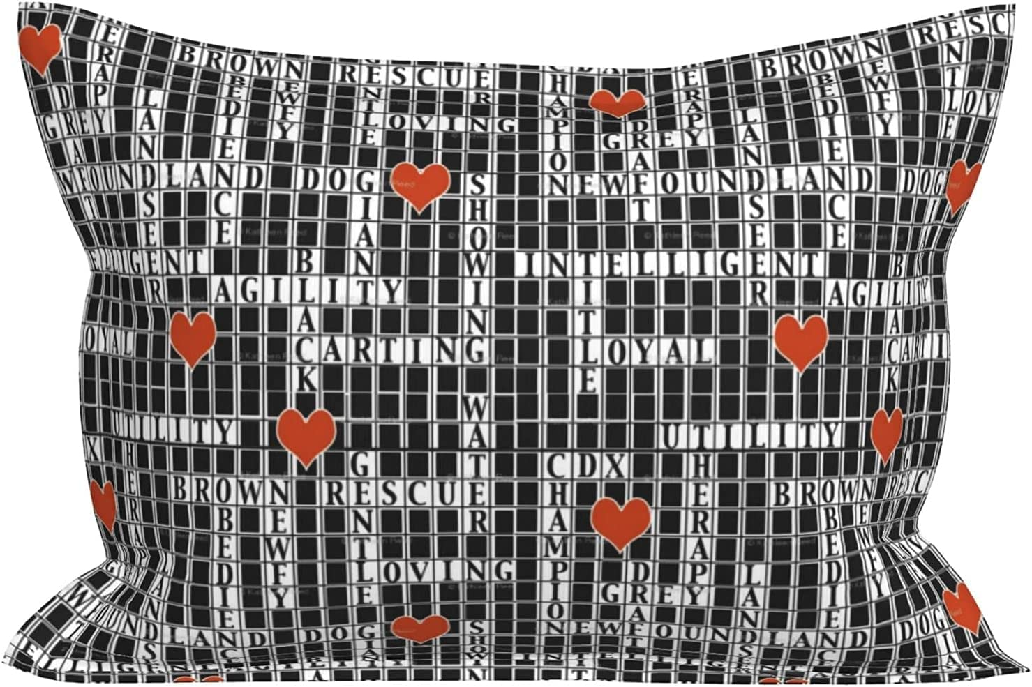 huaxian Pillowcase for Hair and lowest price Health Puzzle Colorado Springs Mall Pr Skin Crossword
