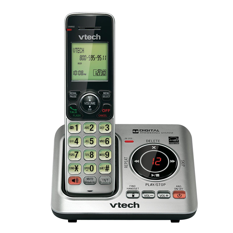 VTech CS6629 1 Handset Cordless Answering