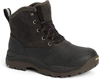 حذاء برقبة تصل حتى الكاحل من الجلد Arctic Outpost للرجال من Muck Boot