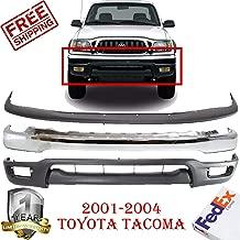Valance for Tacoma 01-04 Front Panel Primed W//Pre Runner Model