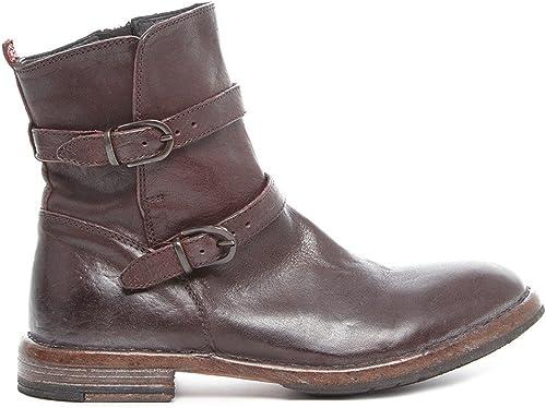 MOMA 77603-C3 Damen Stiefel in Mittel