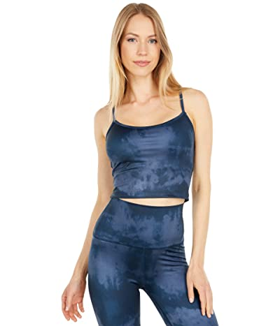 Beyond Yoga Scooped Out Cropped Tank