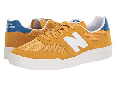 New Balance Classics CRT300v2 (Varsity Gold/White) Men