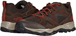 Coffee Brown/Picante Red