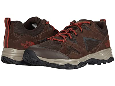The North Face Trail Edge (Coffee Brown/Picante Red) Men