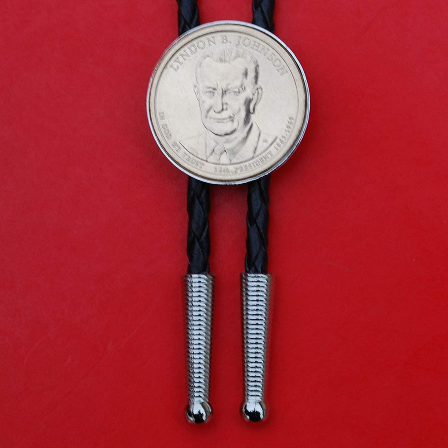 Oklahoma City Mall 2015 Presidential Dollar BU Coin Simple black Fixed price for sale Leathere 36