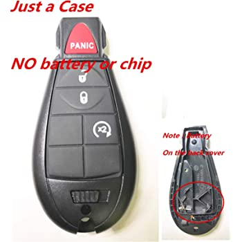 For Ram 1500 2500 3500 4500 5500 2013-2018 Remote Car Key Fob 433MHz GQ4-53T 4B