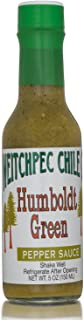 Humboldt Green Pepper Sauce featuring the immature Tejas - Wini Pepper