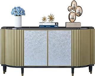 Ownlife Simple Moderna Hermosa Aparadores Armario Mesa Consola Gabinete de Almacenamiento for Sala de Estar y la Entrada