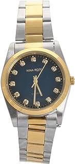 Nina Rose Wrist Watch for Women Stainless Steel
