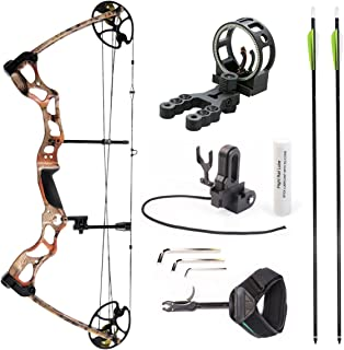 "Leader Accessories Compound Bow 50-70lbs 25"" – 31"" Archery Hunting.."