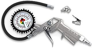 Prestaflator - Bicycle Tire Inflator - Presta and Schrader Air Compressor Tool
