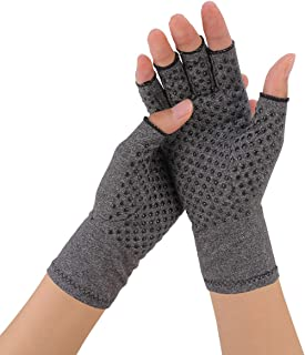 Arthritis Compression Gloves For Women&Men -Carpal Tunnel Gloves Compression Gloves For Arthritis For Women&Men Copper Gloves For Arthritis Hands For Women,arthritis hand pain relief Gloves
