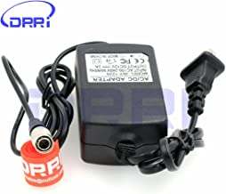DRRI Hirose 4 pin Male AC to DC Adapter 2 A 12 V for Sound Devices 688 SD633 ZAXCOM