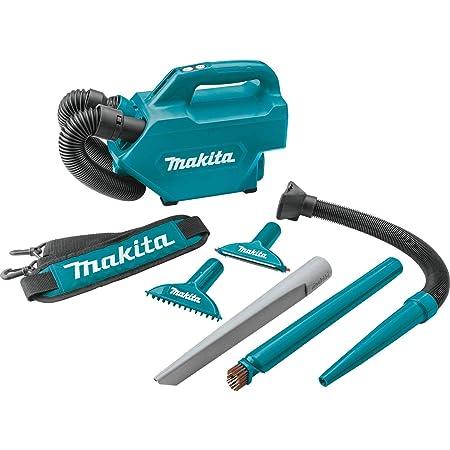 Secar, 71 dB, Negro, Azul, Bater/ía, 14,4 V, I/ón de litio Azul Aspiradora Makita DCL142Z Negro