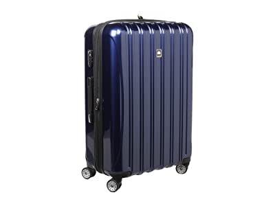 Delsey Helium Aero 29 Expandable Spinner Trolley (Cobalt Blue) Pullman Luggage