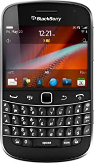 Blackberry Bold Touch 9930 Unlocked GSM + CDMA Cell Phone with OS 7.0, 5MP Camera, GPS and NFC Support - Black