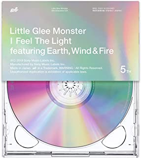 【Amazon.co.jp限定】I Feel The Light (初回生産限定盤) (DVD付) (オリジナル缶バッジ付)...