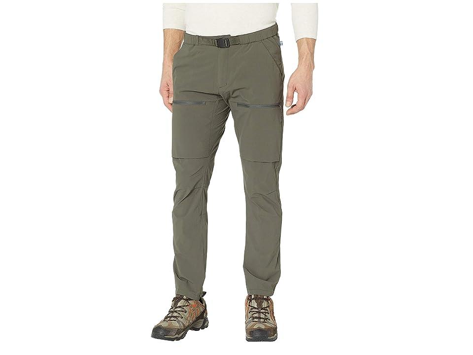 Fjallraven High Coast Hike Trousers (Mountain Grey) Men