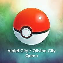 Violet City / Olivine City (From