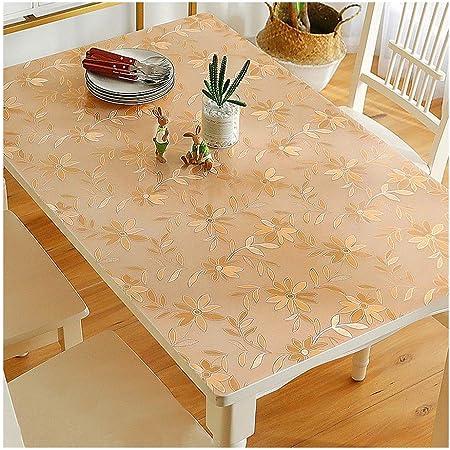Wasserdicht Pvc Tischdecke Tischdecke Transparent 13