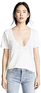Best white henley shirt women's Reviews