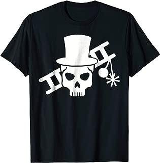 Chimney sweep skull T-Shirt