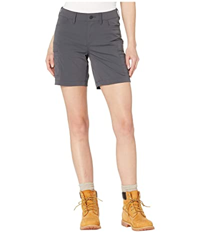 Carhartt Straight Fit Force Madden Cargo Shorts (Shadow) Women
