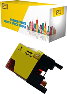 New York Toner New Compatible 1 Pack LC79 Y High Yield Inkjet For Brother MFC MultiFunction Printers : MFC-J5910DW | MFC-J6510DW | MFC-J6710DW | MFC-J6910DW . -- Yellow