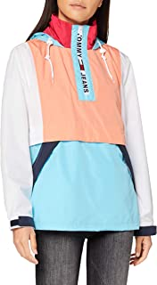 Tommy Hilfiger Tjw Colorblock Popover Chaqueta para Mujer