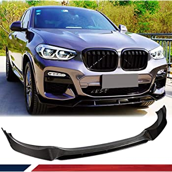 FANFAUTO M Style Front Fender Side Air Vent Outlet Trim Cover for BMW X5 G05 X5 M 2019 2020 2021