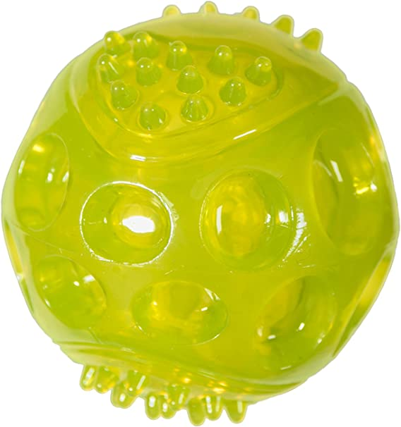 Fetch2.5! Alpaca Dog Toy Ball in Tequila Sunrise