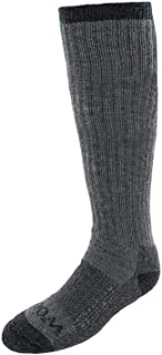 Woolx Extreme: Heavyweight Merino Wool Boot Sock - Warm Thermal Socks For Cold Weather Activites - Unisex