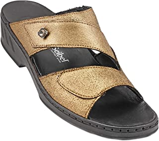 071-1958 Josef Seibel Ladies Sandals Bauir Gold 37