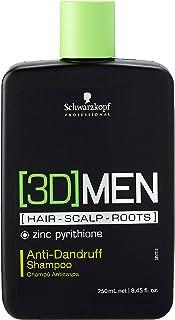Schwarzkopf 0000001332 Shampoo Antiforfora - 250 ml
